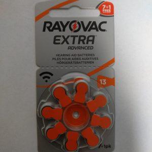Батарейки Rayovac 13